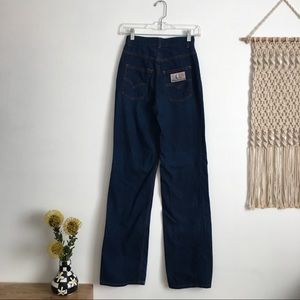 Vintage Levi's 70s jeans high waisted 24/25 Xs